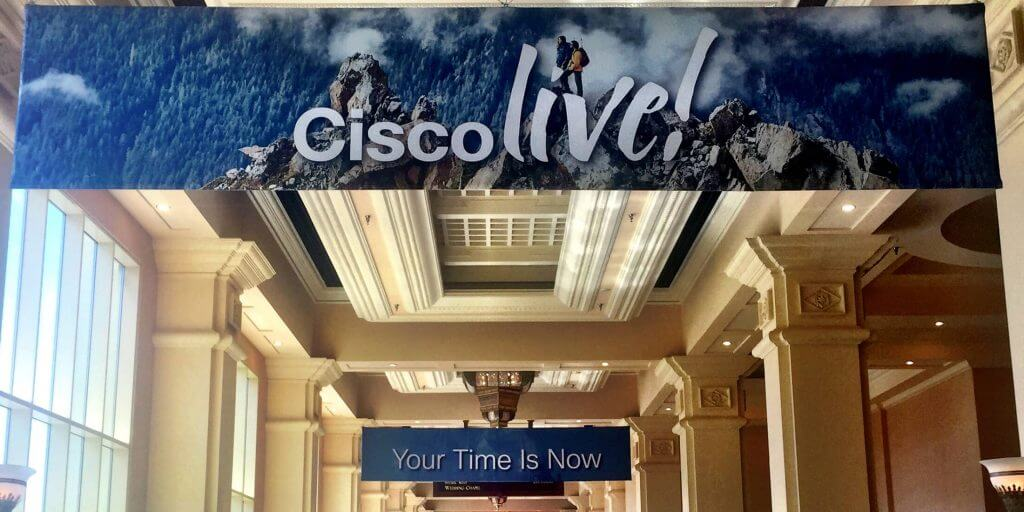 Cisco Live Recap: Droves, Digletts, and Drafts