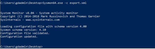 How to Tune Windows System Monitor (Sysmon) - WhatsUp Gold